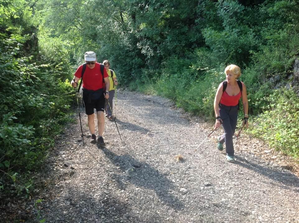 Nordic Walking - Riserva Naturale Monte Lanaro (4)