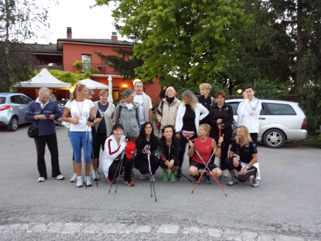 2014-06-30 Corso Base Nordic Walkig Allegra Fattoria - Monte Sambuco (13)