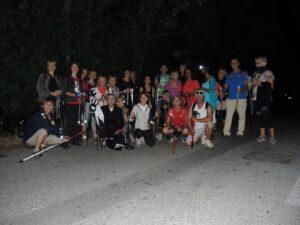 2014-07-05 Nordic Walking Notturna Duino Medeazza (17)