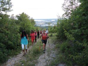 2014-07-05 Nordic Walking Notturna Duino Medeazza (19)