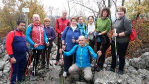 2014-11-15 Nordic Walking Monte Sambuco (1)