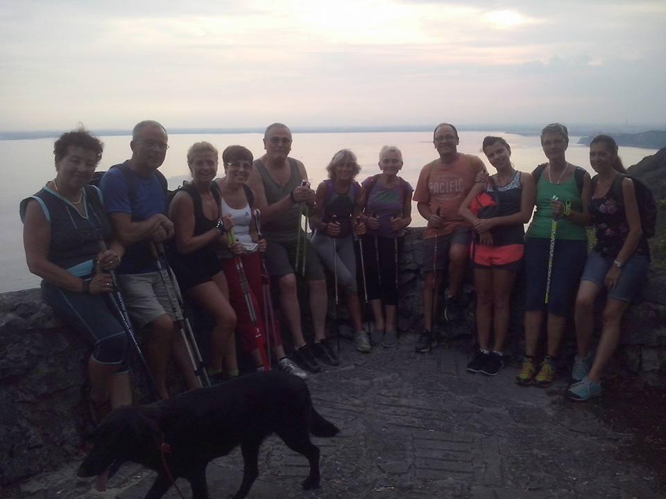 2015-07-05 Nordic Walking Canovella de' Zoppoli