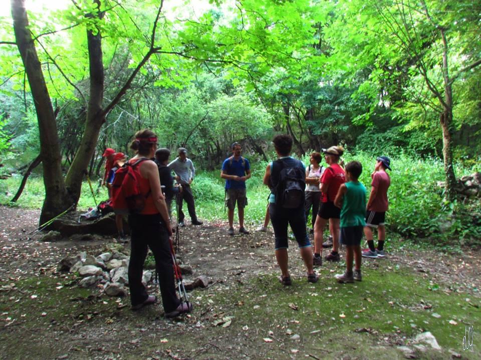 2015-07-17 Nordic Walking - Grotta Azzurra (7)
