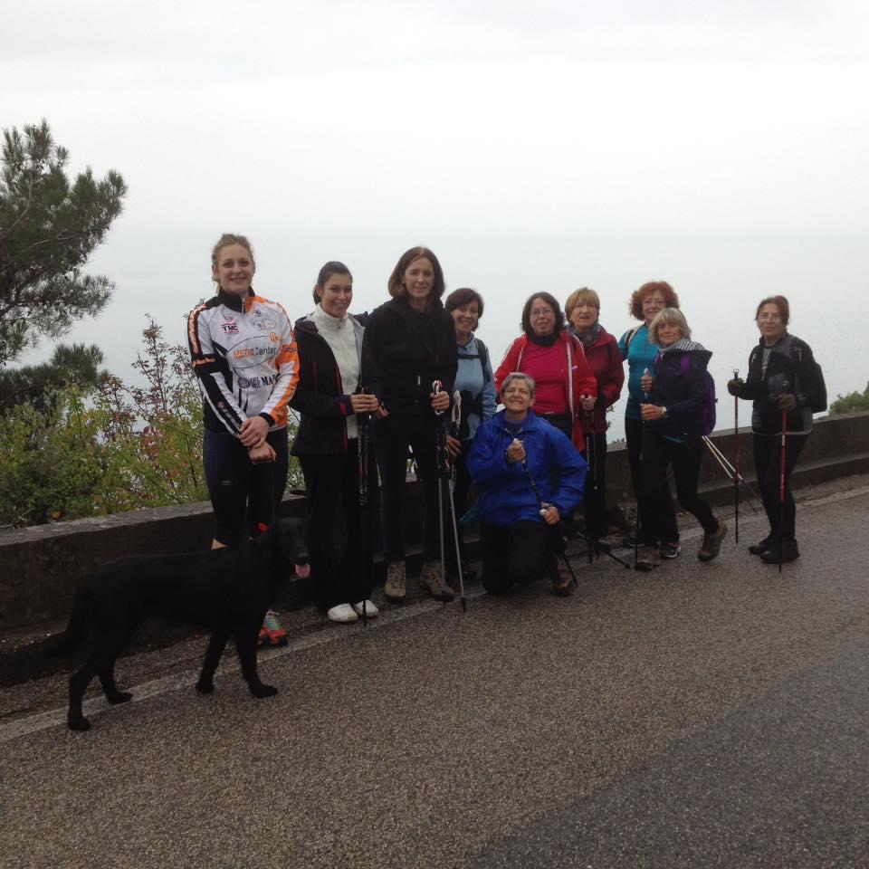 2015-11-21 Nordic Walking - Sentiero della Salvia (1)