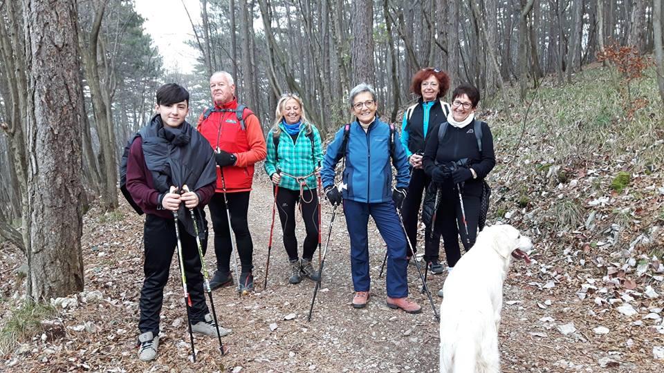 2015-11-30 Nordic Walking - Monte Cocusso (5)