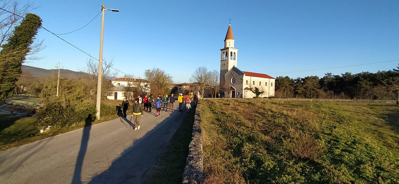 2020-01-11 Nordic Walking - Sela na Krasu - Vojščica (G) (4)