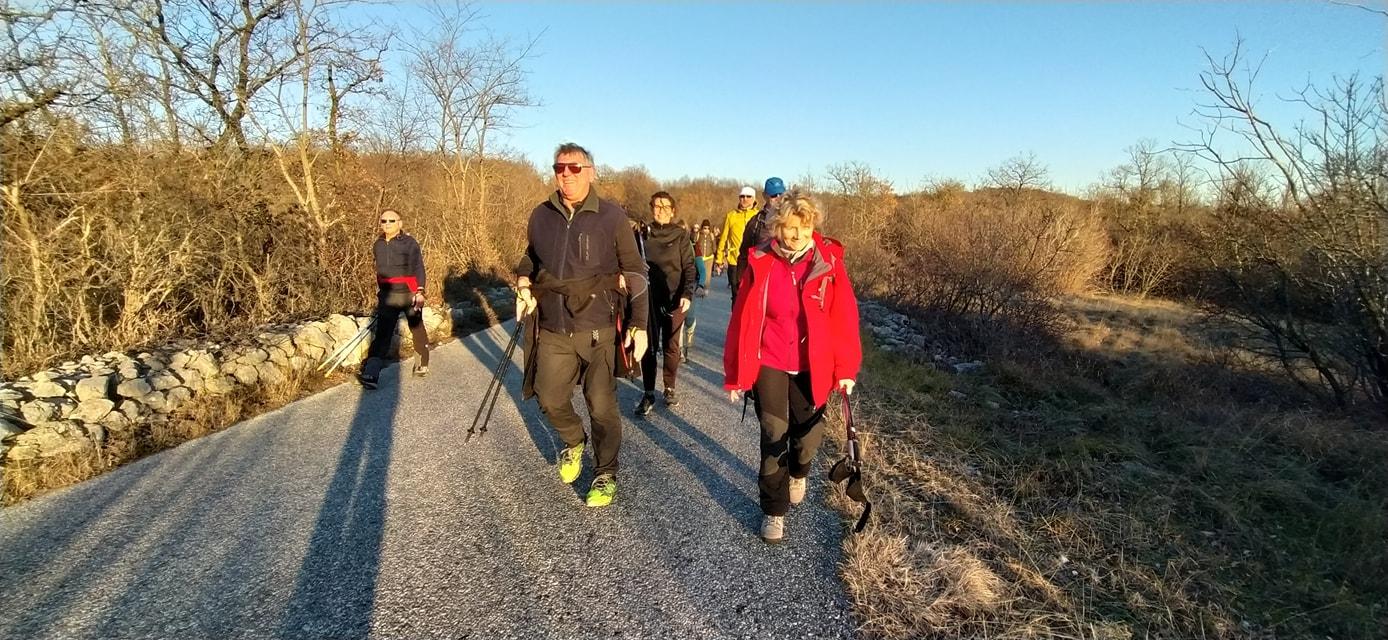 2020-01-11 Nordic Walking - Sela na Krasu - Vojščica (S) (9)