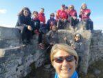 2020-02-22 Nordic Walking - Monte San Leonardo (D) (2)