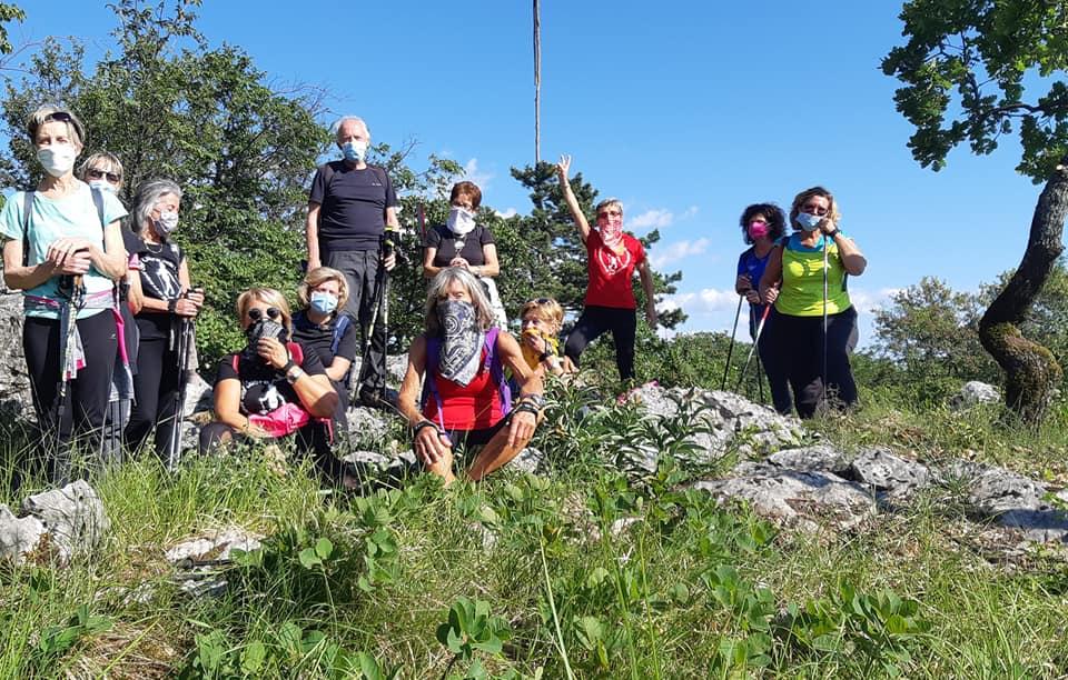 2020-05-27 Nordic Walking - Monte Coste Sales e Colludrozza (C) (2)
