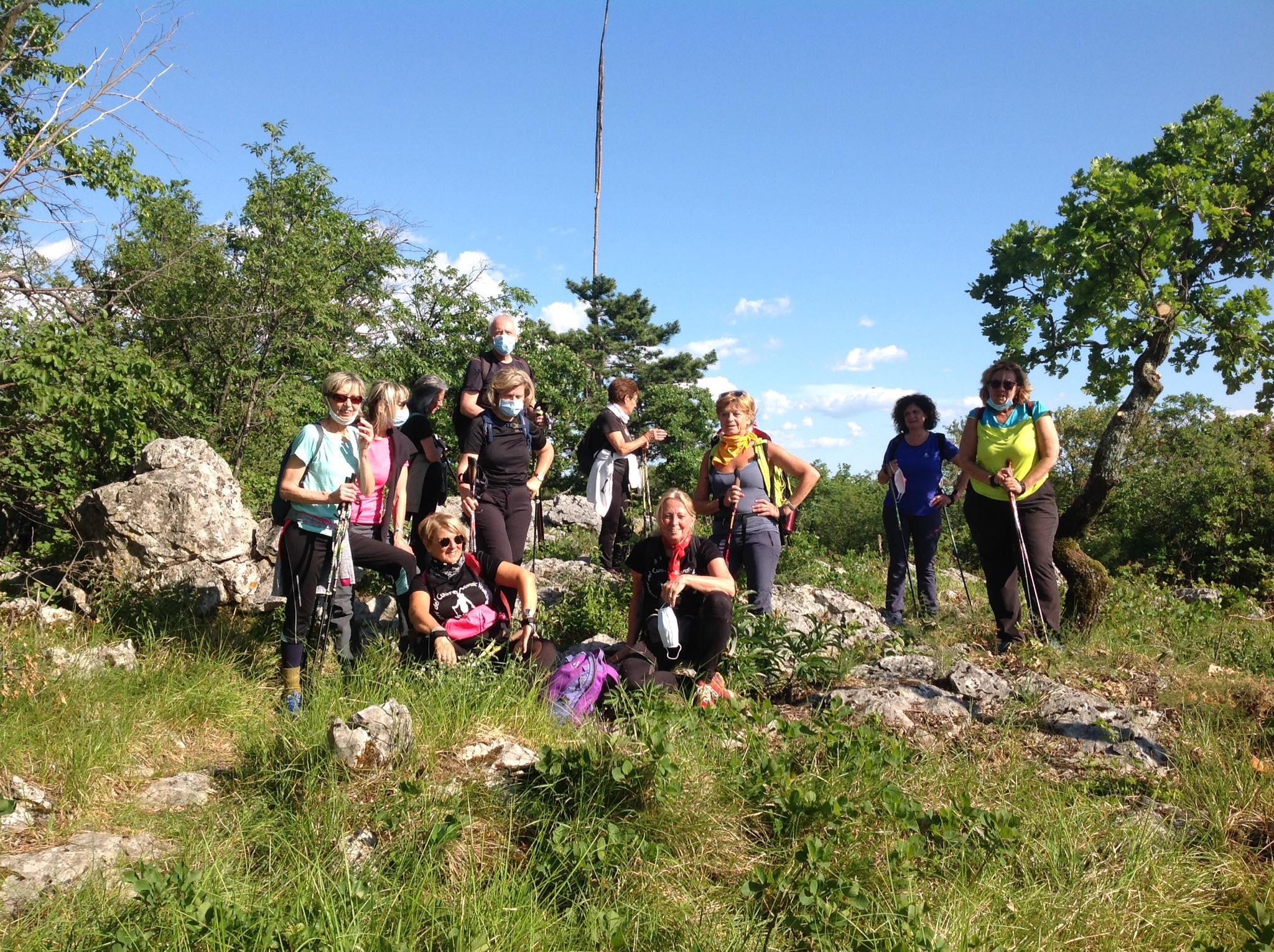 2020-05-27 Nordic Walking - Monte Coste Sales e Colludrozza (C) (4)