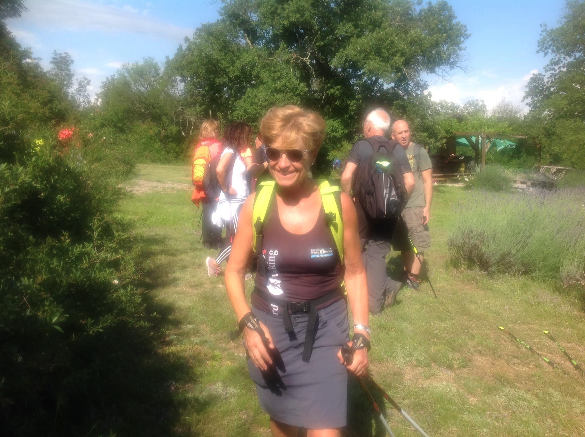 2020-06-17 Nordic Walking - Gorjansko-Ivanij Grad (S) (1)