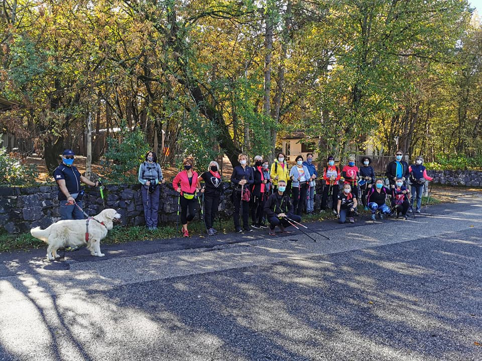 2020-10-25 Nordic Walking - Prepotto (D) (2)