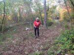 2020-10-28 Nordic Walking - Doberdò del Lago, Rifugio Cadorna, Gradina (S) (4)
