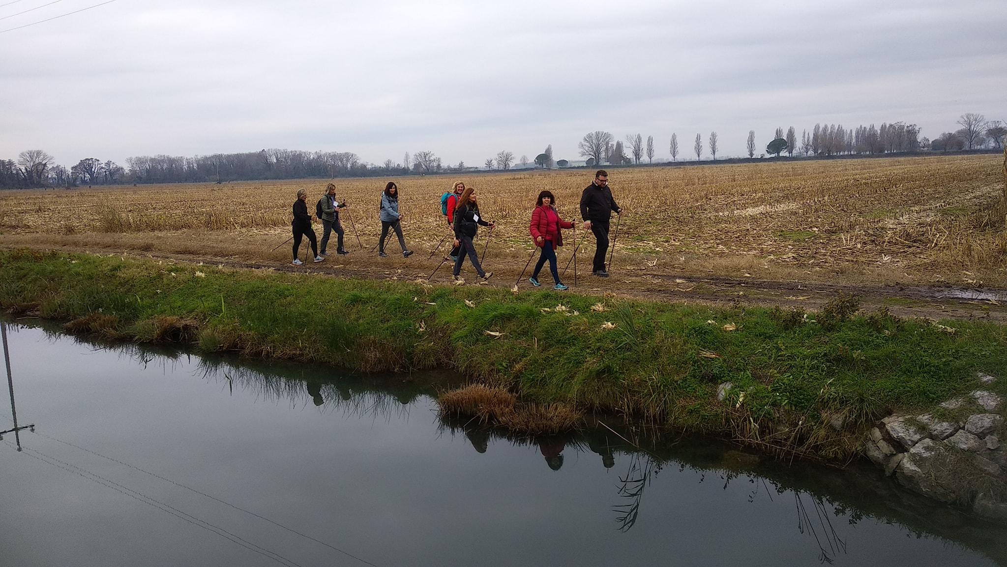 34^ Marcia degli Alberoni 02-12-2018 (G1)
