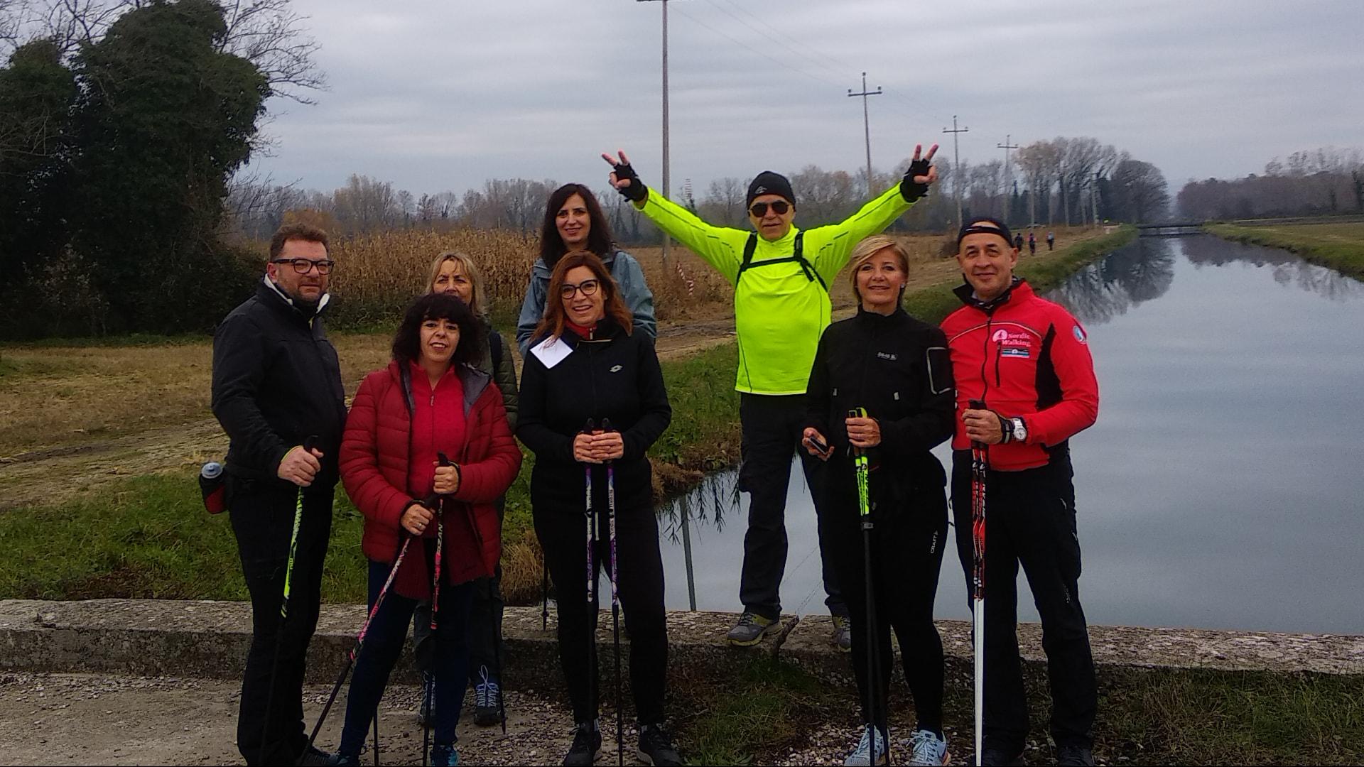 34^ Marcia degli Alberoni 02-12-2018 (G6)