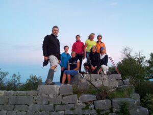Alba Monte San Leonardo 2014-08-30