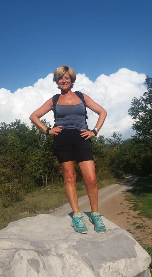 Alessandra Nordic Walking Duino - Pliskovica Duttogliano 2018-09-19 (C2)