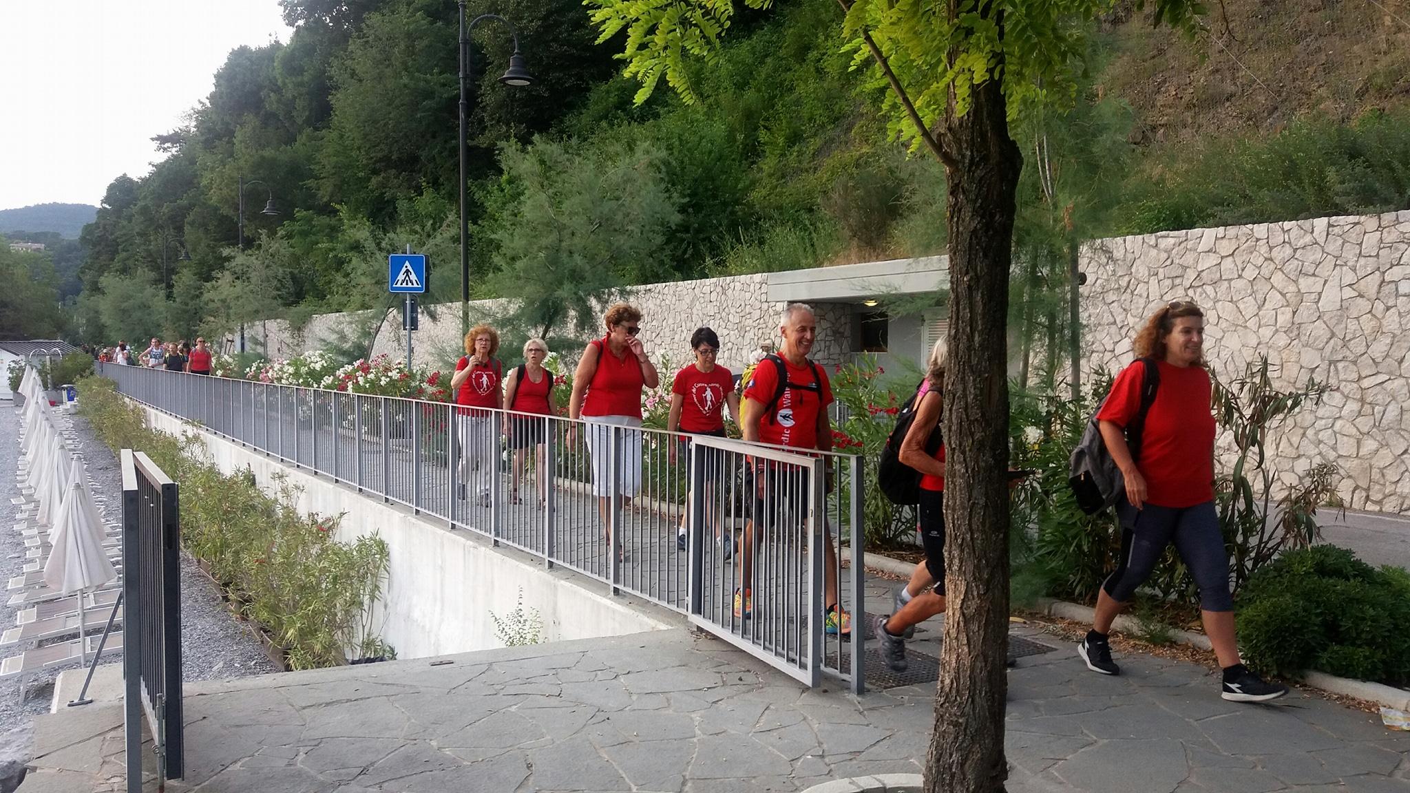 Cena Sociale Nordic Walking Duino - Portopiccolo - L'Oro di Napoli 21-06-2018 (G13)