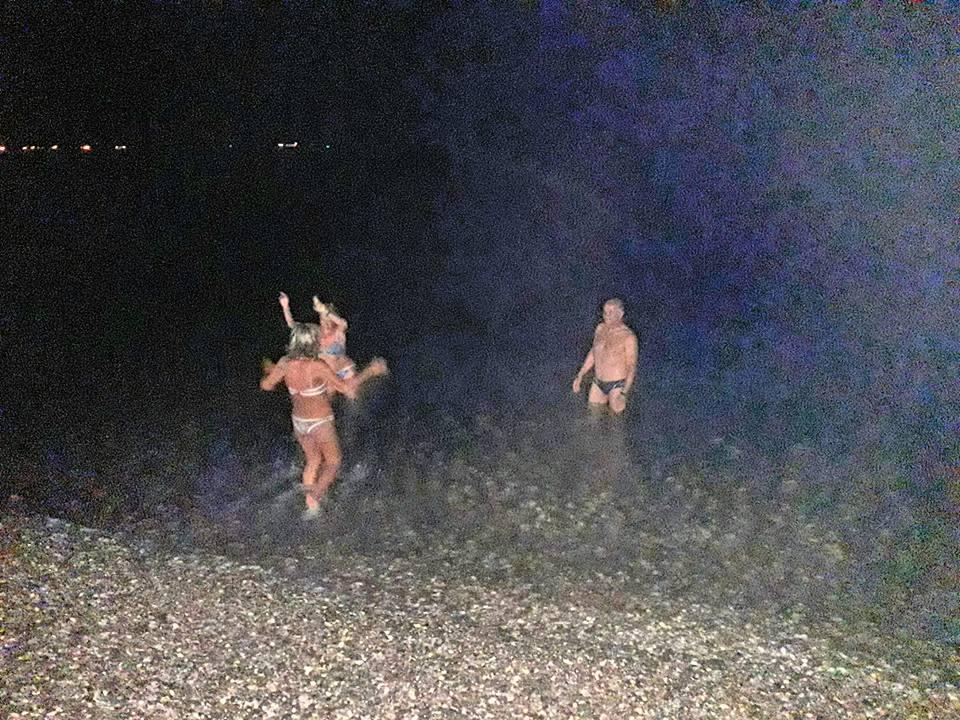 Cena Sociale Nordic Walking Duino - Portopiccolo - L'Oro di Napoli 21-06-2018 (SD1)