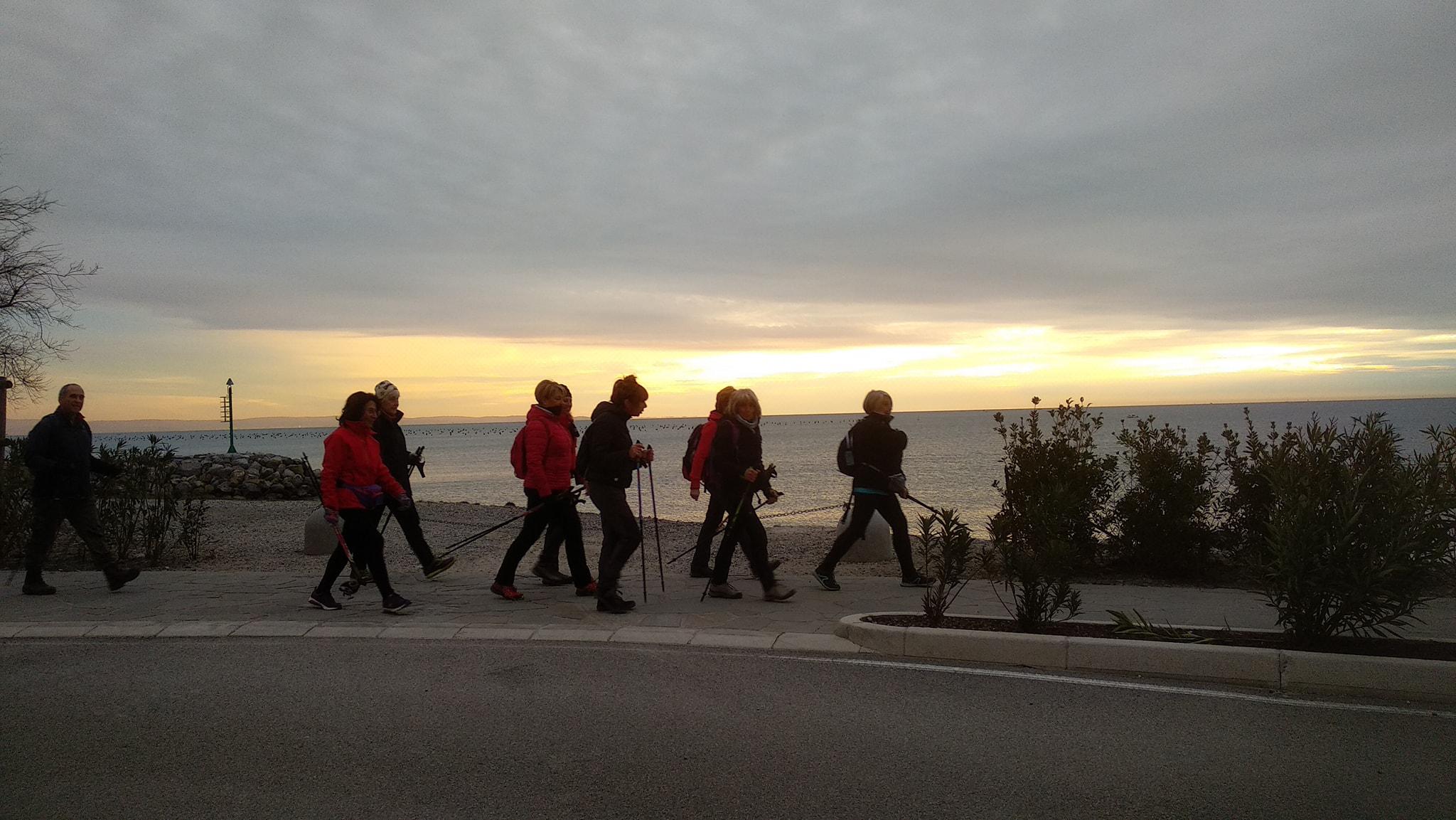 Duino Sentiero Rilke - Sistiana Portopiccolo 19-12-2018 (G5)