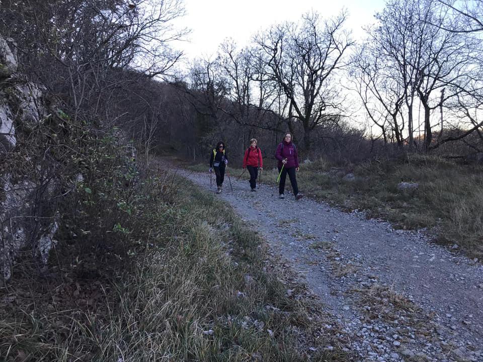 Medeazza - Cerolje-Ceroglie 12-12-2018 (CA3)