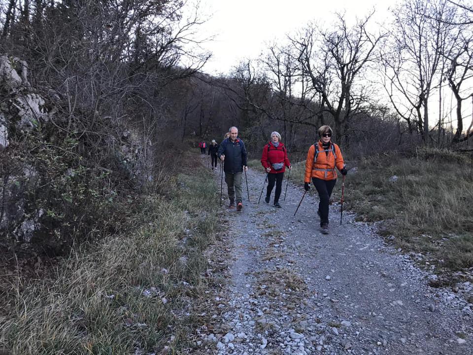 Medeazza - Cerolje-Ceroglie 12-12-2018 (CA6)