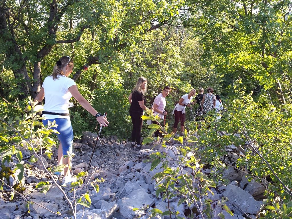 Nordic Walkig Monte Sambuco e Allegra Fattoria (28)