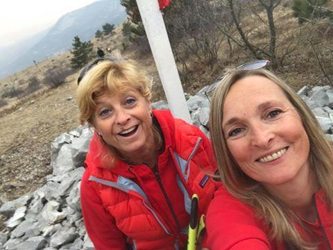 Nordic Walking - Alessandra e Deborah
