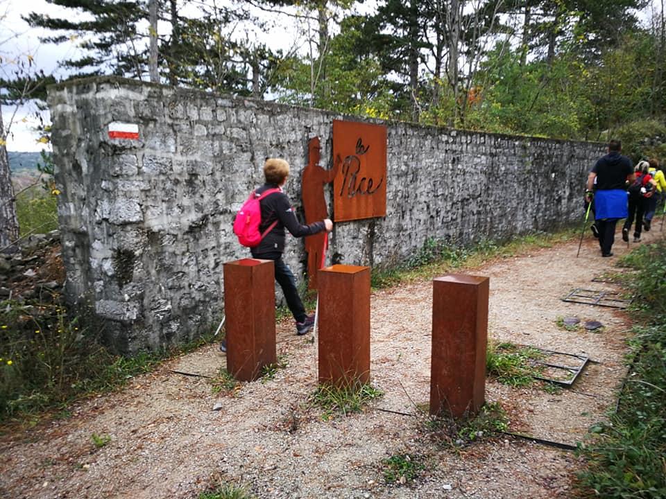 San Martino del Carso - Monte San Michele 18-11-2018 (D7)