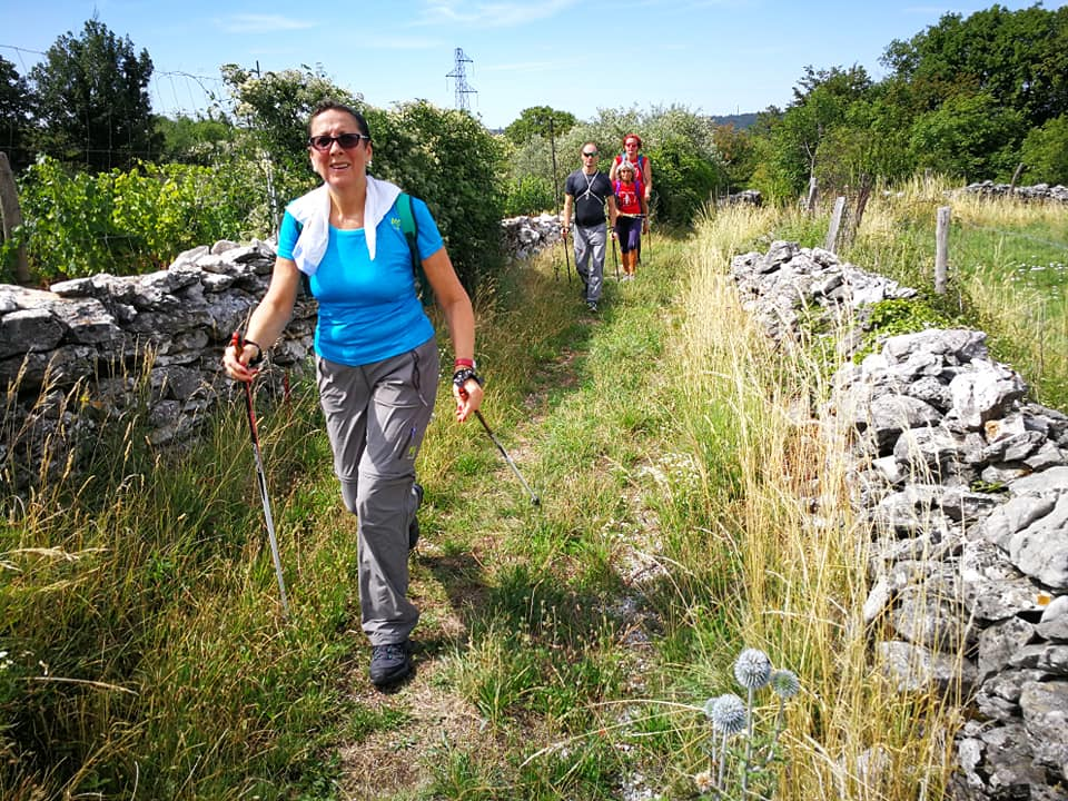 San Pelagio - Šempolaju - Castelliere di Slivia 07-07-2018 (D8)