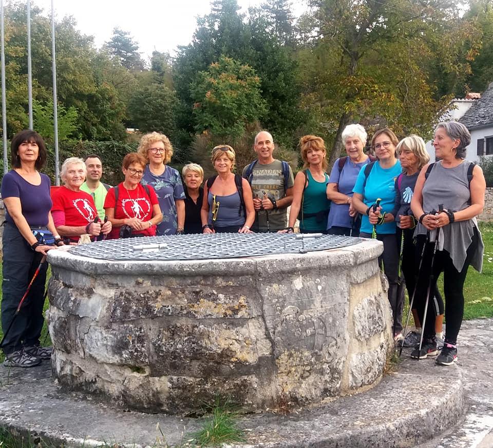 Sentiero degli Scalpellini - Col (Monrupino) - Vrhovlje 15-10-2018 (C4)
