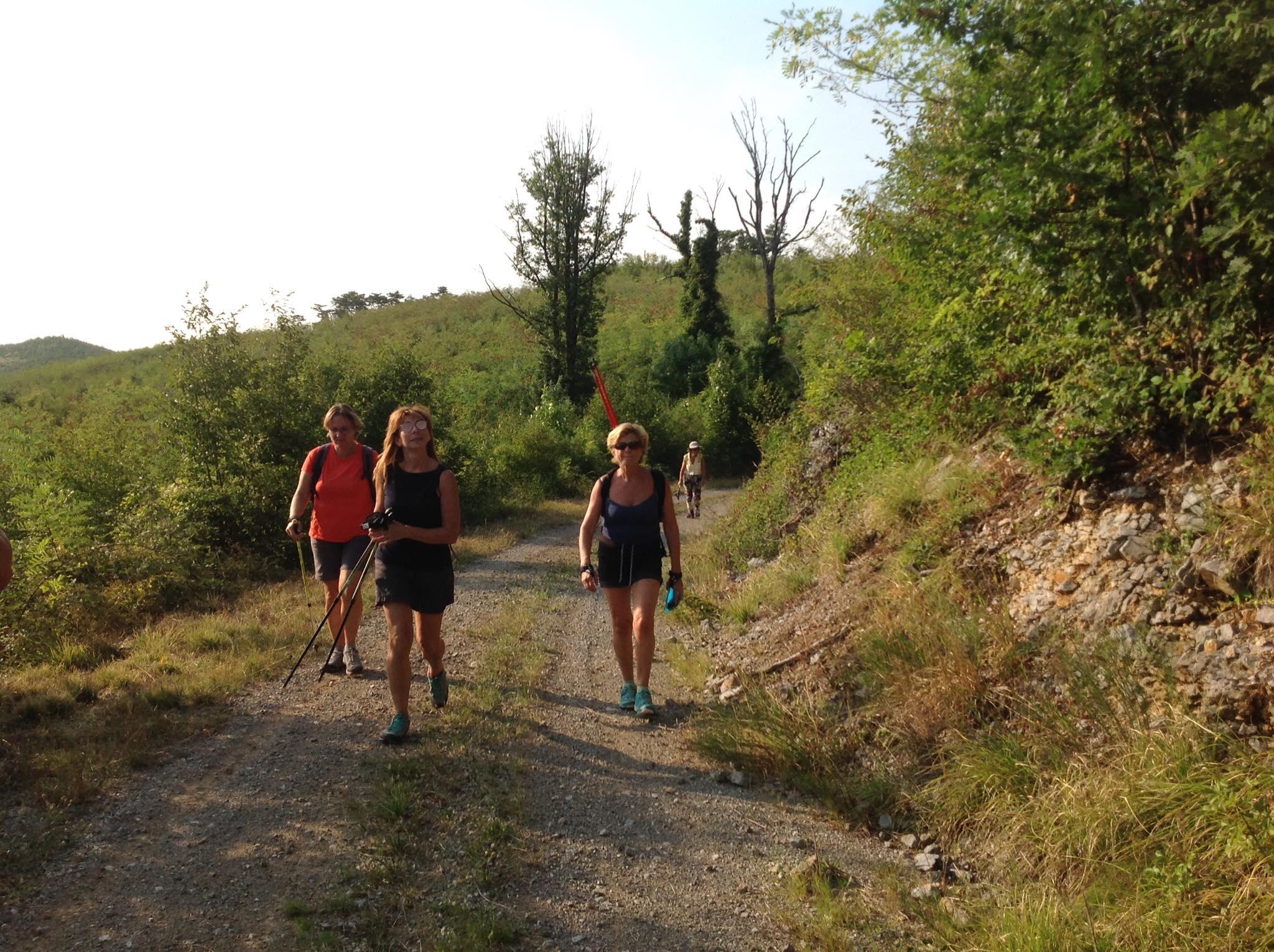 Škrbina - Sentiero delle More 22-08-2018 (S1)