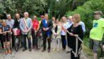 2016-06-06 Alberoni-Inaugurazione Ciclabile Grado-Monfalcone Le Maestre in Bisiacheria (1)