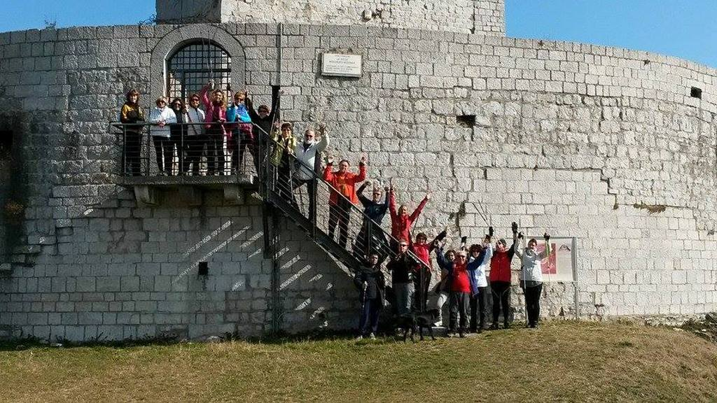 2015-02-28 Nordic Walking - Rocca di Monfalcone (4)