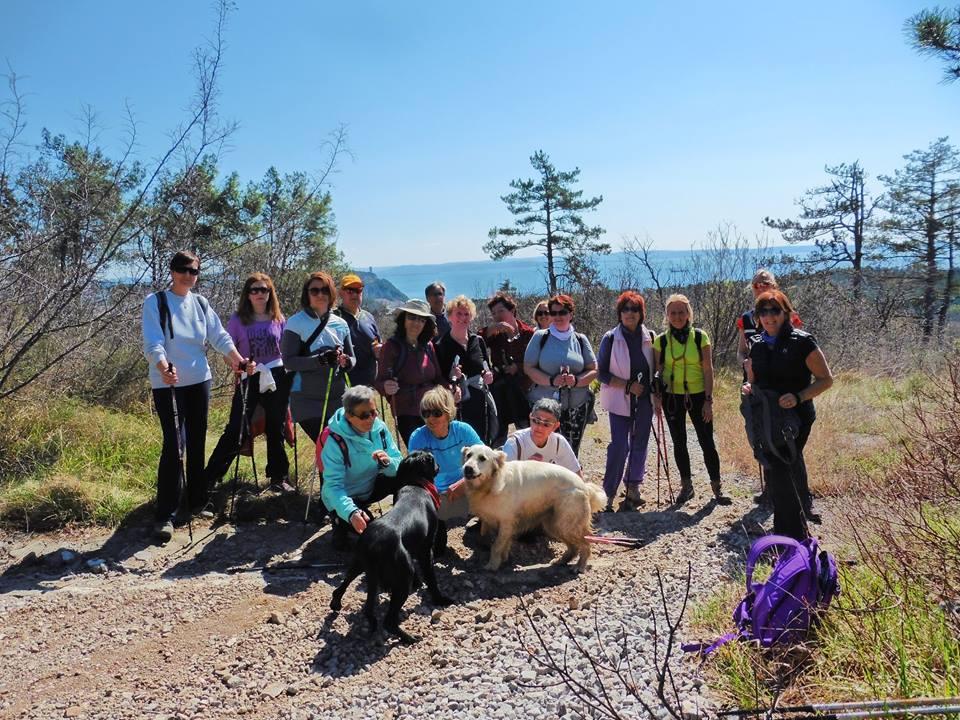 2015-03-08 Nordic Walking Duino - Medeazza (6)
