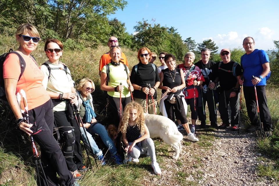 2015-10-05 Nordic Walking Basovizza (5)