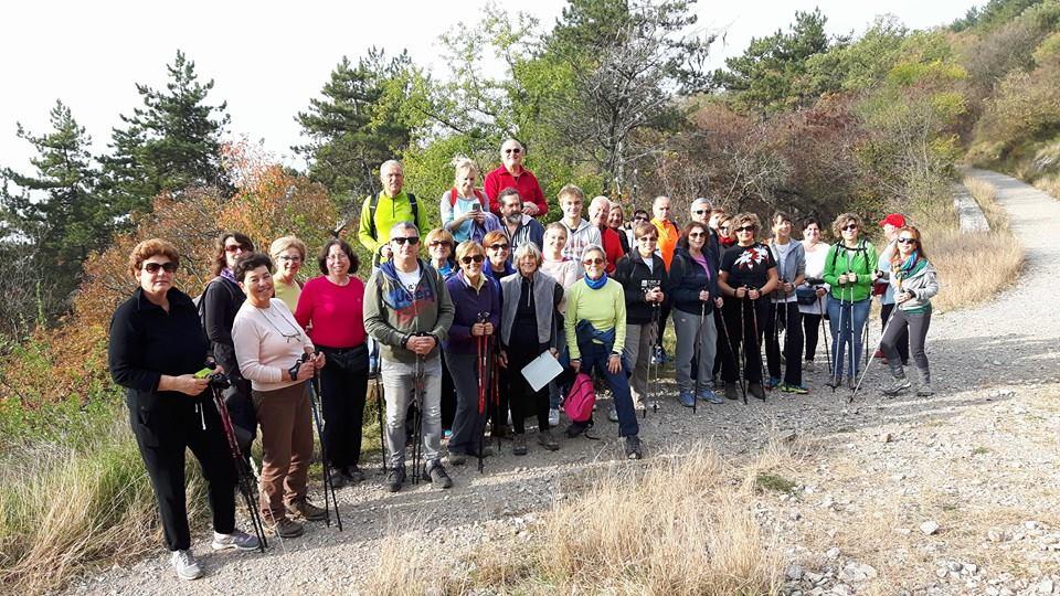 2015-11-11+14 Nordic Walking - Parco Globojner (7)