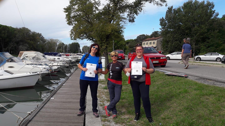 2020-09-26+27 Corso Nordic Walking - Villaggio del Pescatore