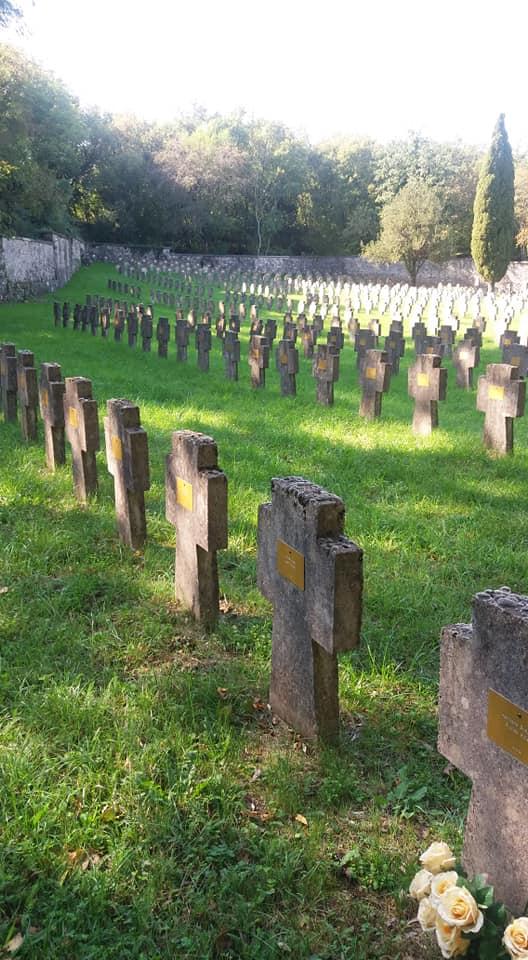 Aurisina - Carso Triestino - Cimitero Austro-ungarico 13-10-2018 (C5)