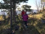 Doberdò del Lago - Parco Tematico della Grande Guerra lezione itinerante delle C - Carso, Casa Cadorna e Castellazzo 15-12-2018 (CA2)