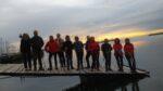 Duino Sentiero Rilke - Sistiana Portopiccolo 19-12-2018 (G3)