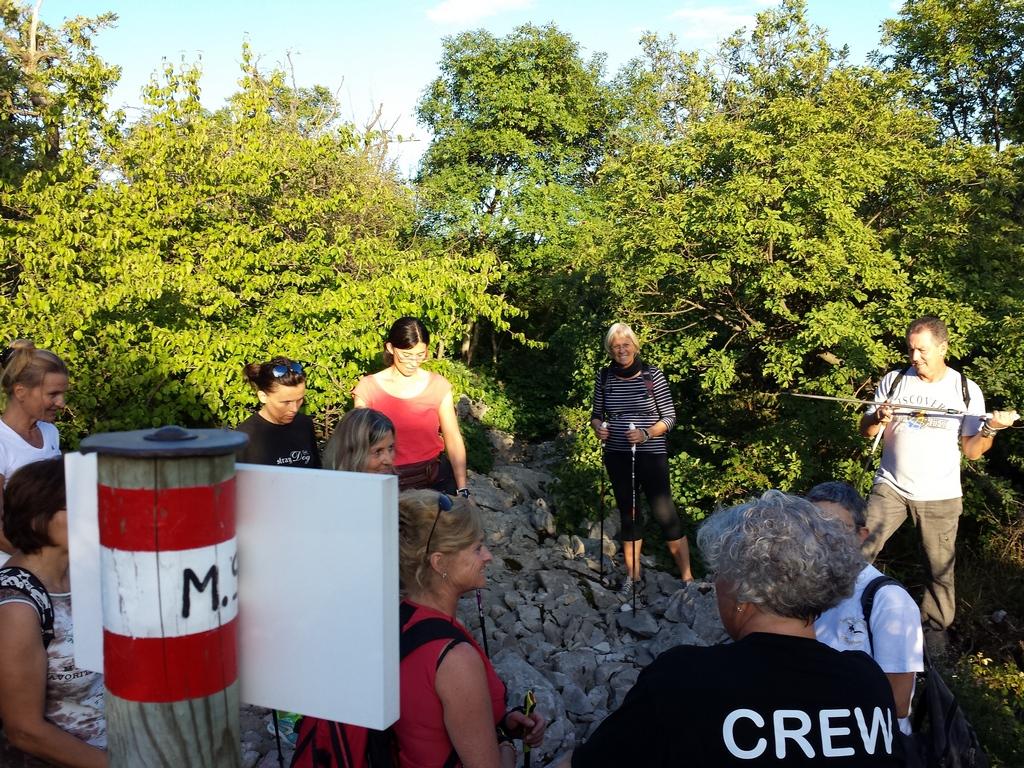 Nordic Walkig Monte Sambuco e Allegra Fattoria (27)