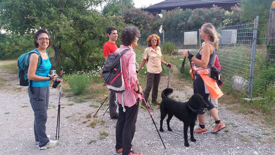 Nordic Walking Duino - Pizza in Piazza 11-08-2018 (F2)