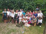 Pranzo Nordic Walking Duino - Agriturismo Na Vasi Majcni 22giu2019 (G3)