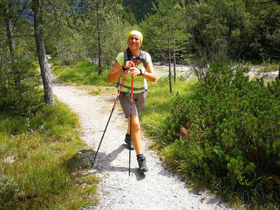 Sorgente Fiume Isonzo-Soča a BOVEC - Soška pot 08ago2019 (D2)