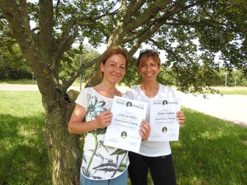 2016-06-22 Corso Nordic Valking Sincrotrone Basovizza (8)