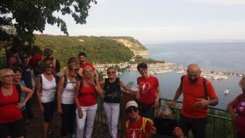 Cena Sociale Nordic Walking Duino - Portopiccolo - L'Oro di Napoli 21-06-2018 (G14)