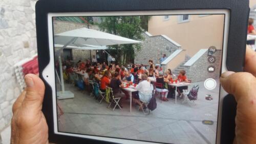 Cena Sociale Nordic Walking Duino - Portopiccolo - L'Oro di Napoli 21-06-2018 (G18)