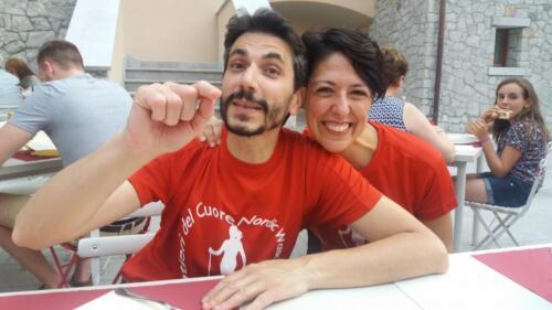 Cena Sociale Nordic Walking Duino - Portopiccolo - L'Oro di Napoli 21-06-2018 (G21)