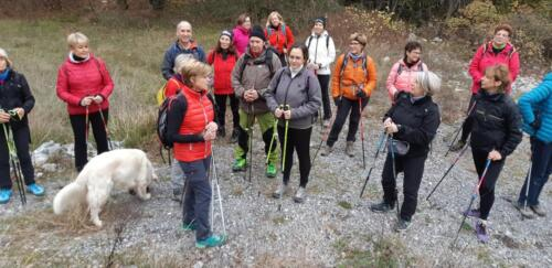 Monte Sambuco 21-11-2018 (C1)